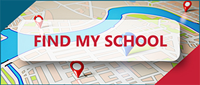 Find My School Map