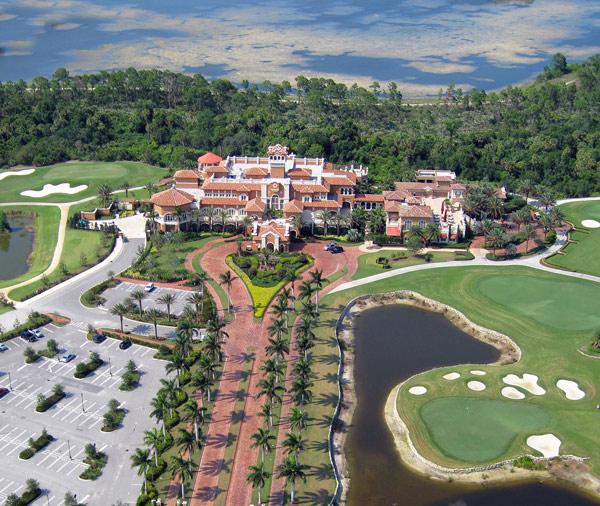 The Tesoro Golf Club