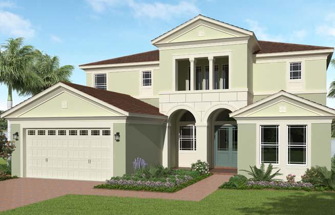 Westlake Palm Beach Kestrel Grand B
