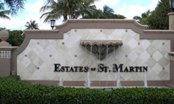 Ballenisles estates of St. Martin