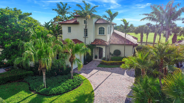 Palm Beach Golf Course Homes