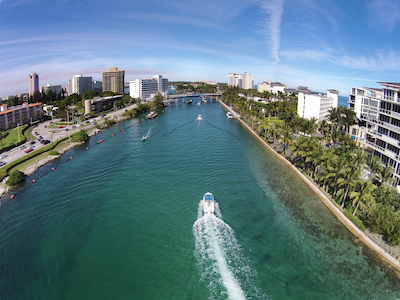 Explore the waterways Near Boca Harbour