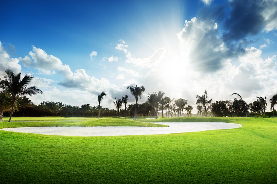 Golfers living in Palm Beach love Par 3 course.