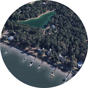 Bluffton Luxury Real Estate Interactive Map Search