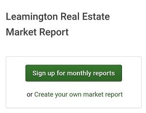 Leamington Market Report