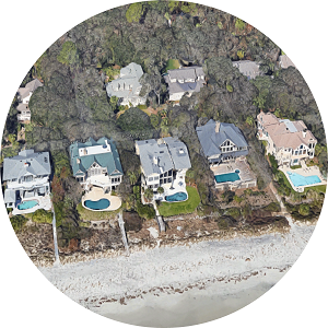 Hilton Head Oceanfront Interactive Map Search