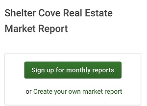 Shelter Cove Market Report