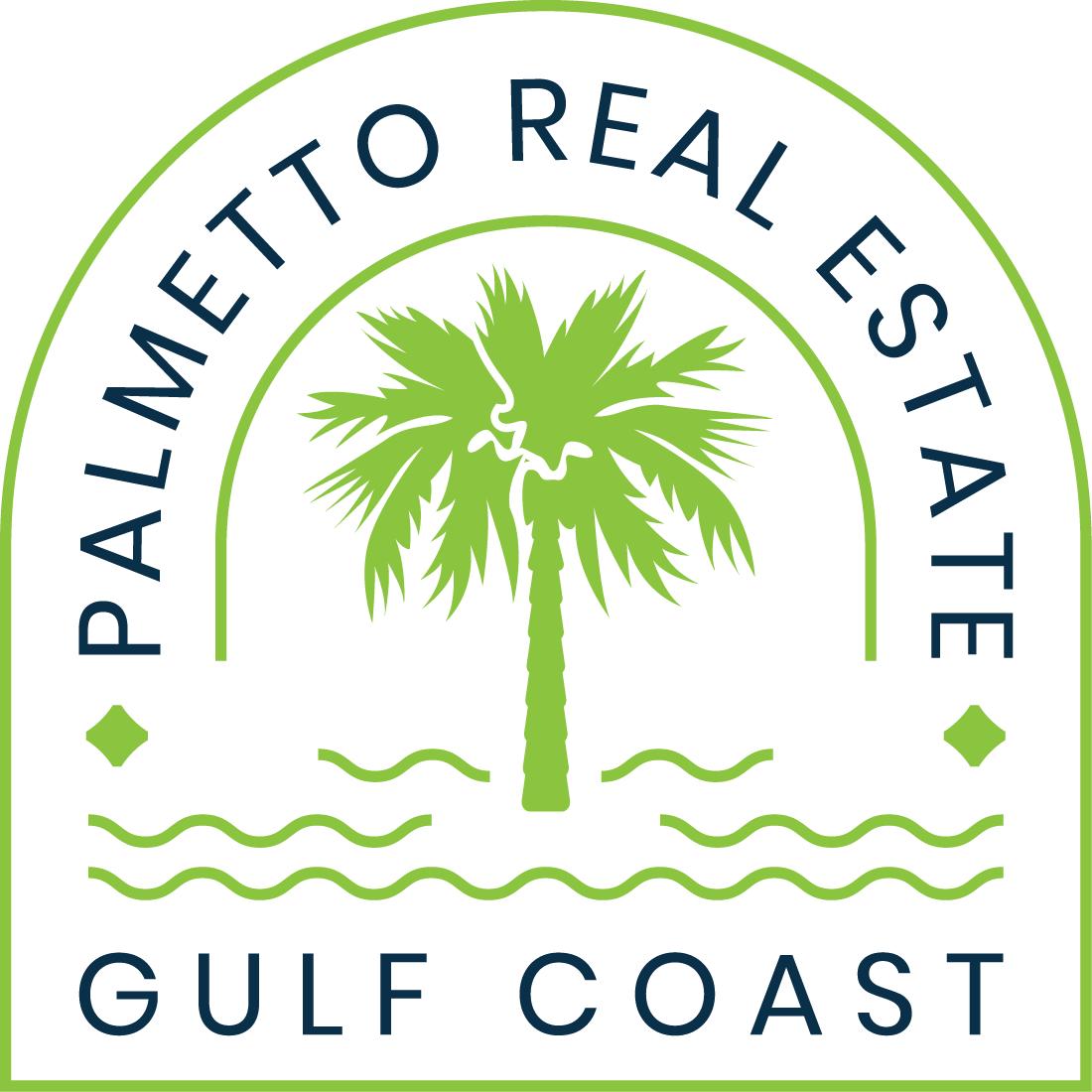 Palmetto Real Estate Gulf Coast logo