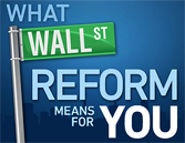 Wall Street Reform Bill