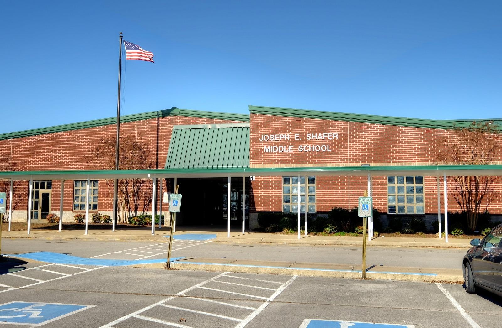 Shafer Middle School Gallatin TN