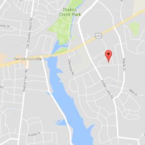 Google Map - Indian Ridge - Hendersonville Tn  37075