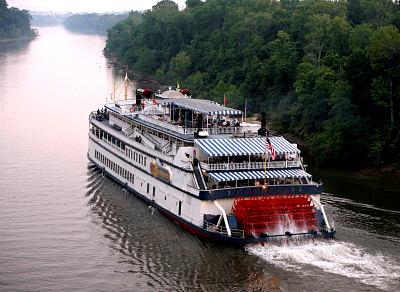 General Jackson Showboat Nashville TN