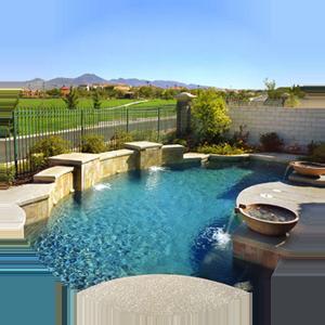 Pool Homes Surprise AZ