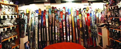 Ski Rentals In Park City, Utah