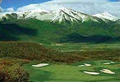 Deer Valley Golf