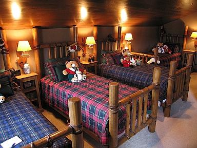Deer Valley Bunk Room
