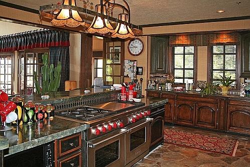 Deer Valley Luxury Kitchen