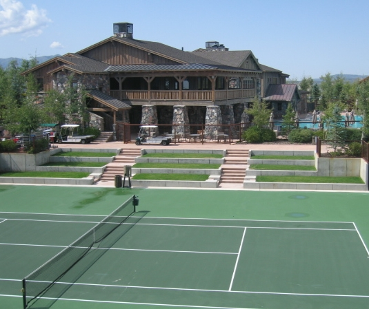 Home Owners And Club Members Promontory Ranch Clubhouse Park City Utah