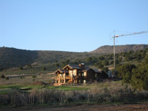 Red Ledges Home