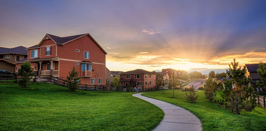 Homes For Sale Parker Colorado Bradbury Ranch