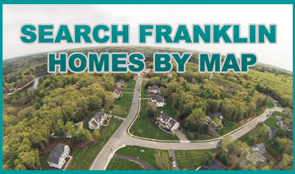 Search Franklin, MA Homes by Map