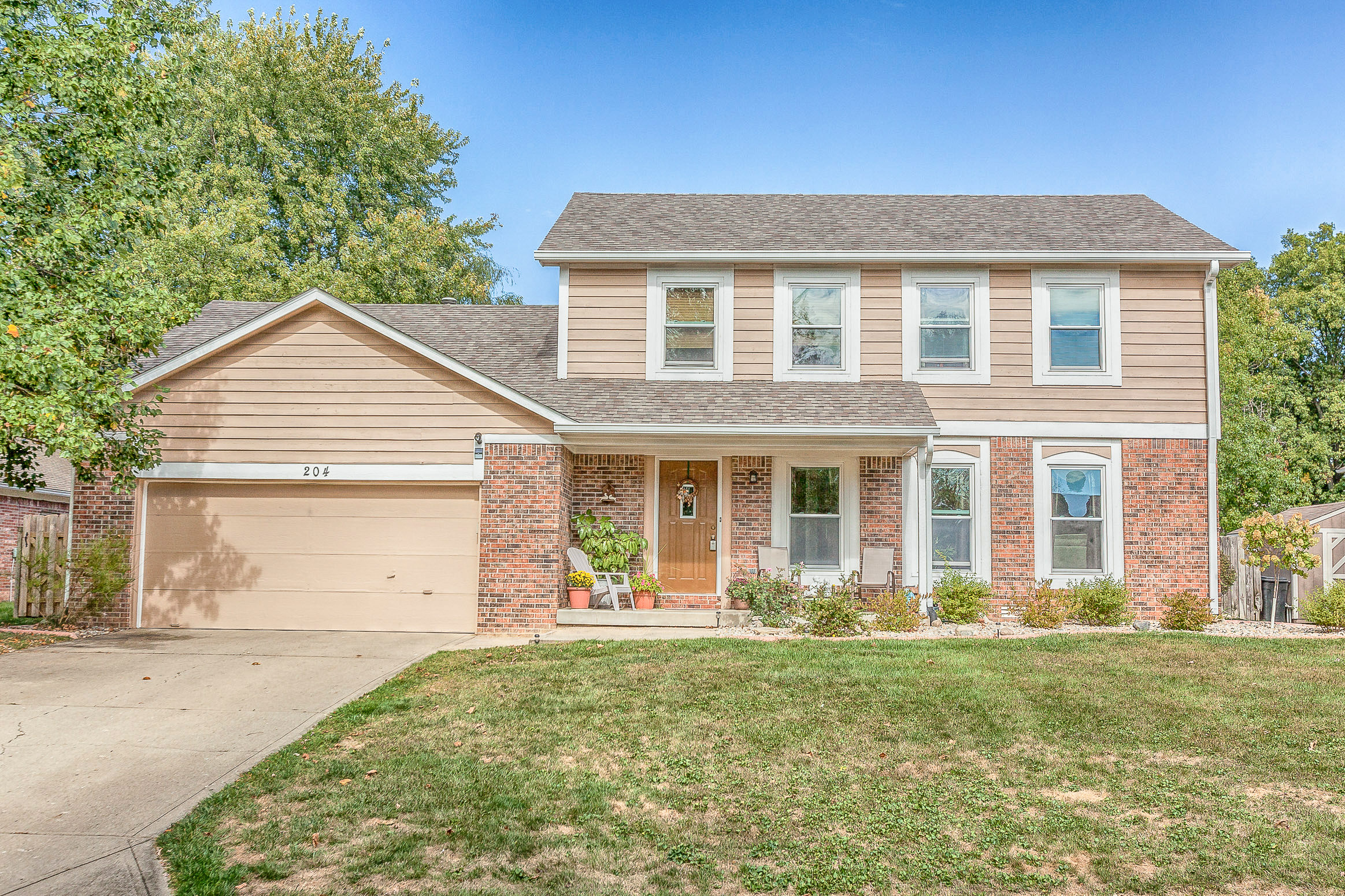 204 DEERBERRY COURT NOBLESVILLE IN