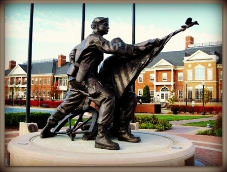 Carmel Indiana War Memorial