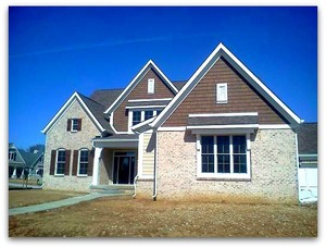Carmel Indiana new construction homes