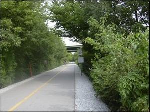 Monon Trail, Carmel Indiana