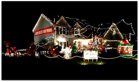 Fishers Holiday Lights
