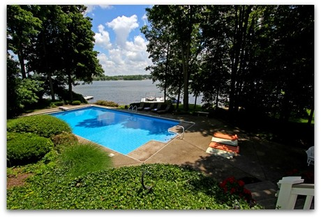 Fishers Indiana Waterfront Homes | Tamenend