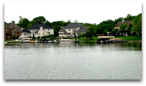 Fishers Waterfront Homes in Cambridge