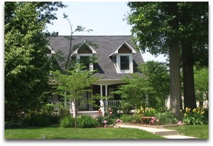 Fishers Indiana Windermere Home