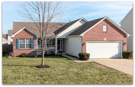 12735 Redskins Avenue | Fishers IN Ranch Homes for Sale