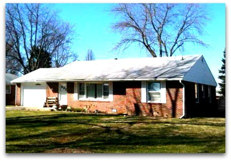 283 Millcreek Drive, Chesterfield Indiana