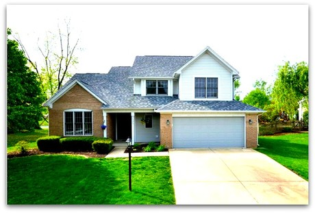 Fishers Conner Knoll Homes for Sale