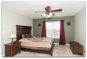 15461 Fawn Meadow master bedroom