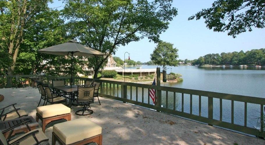 Morse Reservoir   Hamilton County Waterfront Homes
