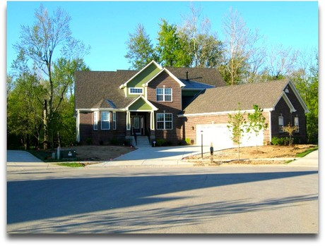 Noblesville Indiana new construction homes