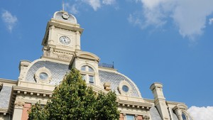 Noblesville Historic Courthouse