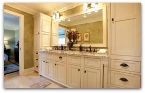 Hamilton County homes bathroom remodel