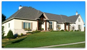 Zionsville Custom Homes for Sale   The Willows
