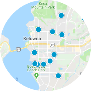 Glenmore Real Estate Map Search