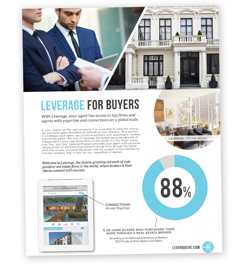 leverage for buyers