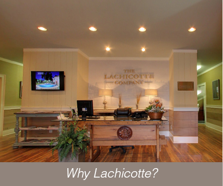 why list your home with the lachicotte company