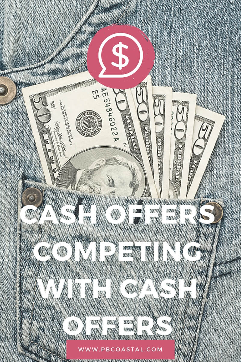 How cash offers can compete with other cash offers