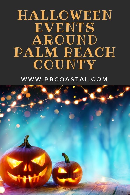 Halloween Events Around Palm Beach County