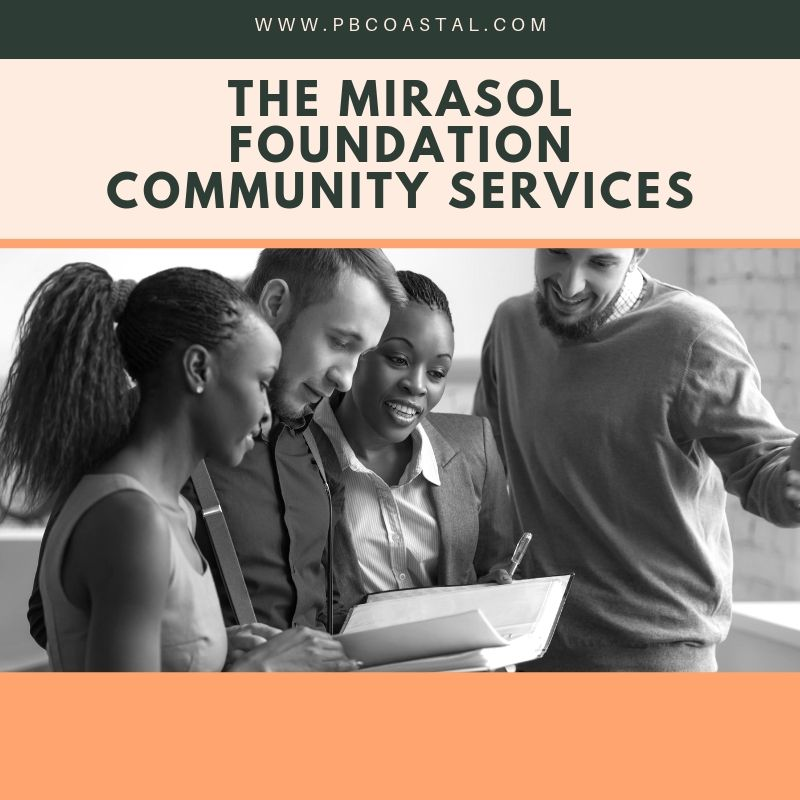 The Mirasol Foundation - Community Services