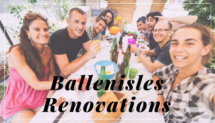 Ballenisles Renovation Project