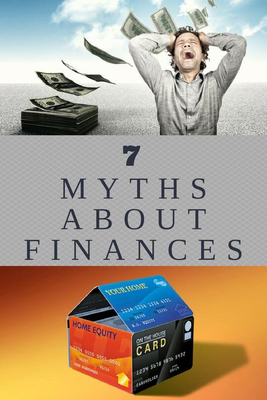 7 Myths about Finances